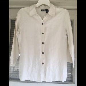 Patagonia 100% Hemp Short Sleeve Shirt